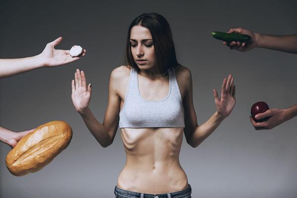 W mojej Głowie Anoreksja